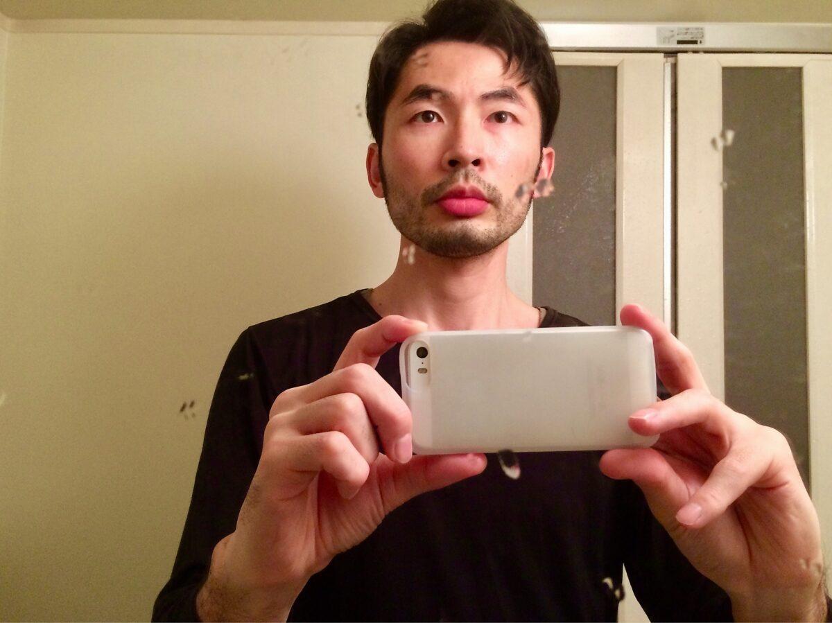 ヒゲ脱毛を始める前の30代男性